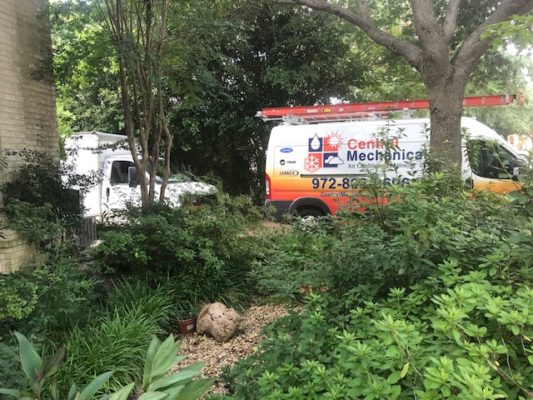 Upgrade of Home HVAC System with 3.0 Ton LENNOX – Dallas, TX photo