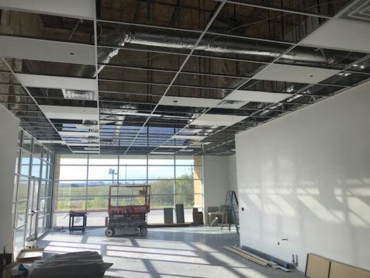 New Trane rooftop unit – Dallas, TX photo