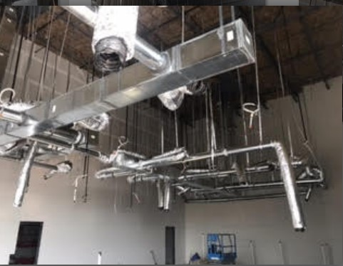 New Ductwork for Office Space – Addison, TX photo
